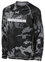 Under Armour Boy's Infrared Long Sleeve Top