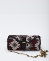 Raja Tribal Folded Clutch