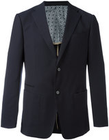 Z Zegna classic blazer - men - Cotton/Cupro/Wool - 46