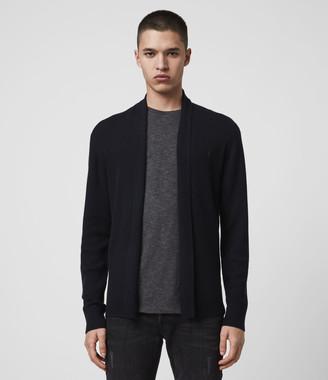 AllSaints Mode Merino Cardigan