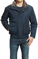 Weatherproof Ultra Oxford Knit Bottom Bomber Jacket (For Men)