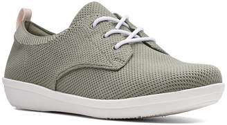 Clarks Women Cloudsteppers Ayla Reece Casual Sneakers Women Shoes