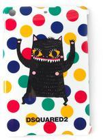 DSQUARED2 printed iPad mini case