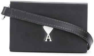 AMI Paris Mini Crossbody Bag