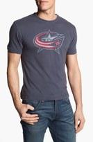 Red Jacket 'Columbus Blue Jackets - Brass Tacks' T-Shirt