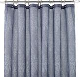 Royal Velvet Bonaventure Damask Shower Curtain