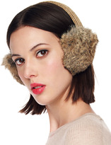 MICHAEL Michael Kors Fur Ear Muffs