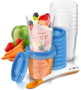Avent Naturally AventFood Storage Cups (10x 180ml; 10x 240ml)