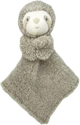 Carter's Brown Sloth Cuddle Plush Blankey