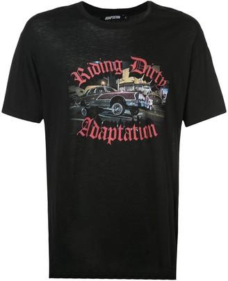 Adaptation Riding Dirty T-shirt