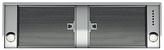 Britannia HOOD-BTH-C-1150 Latour Canopy Cooker Hood, Stainless Steel