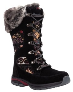 Propet Women's Peri Water Resistant Cold Weather Boots Women's Shoes