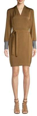 Marella Picco Tie-Waist Dress