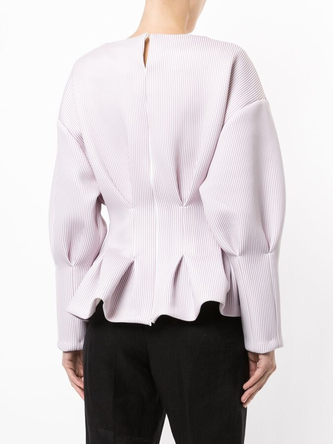 Thumbnail for your product : Bambah Pinstripe Batwing Top
