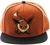 Bioworld Nintendo Pokemon Eevee Snapback Baseball Hat Adjustable Cap Adult Child Go