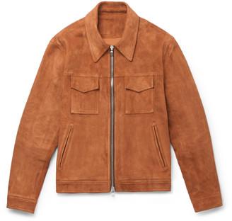 Mr P. Suede Western Jacket