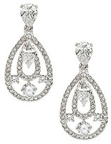 Nadri Romantic Contemporary Drop Earrings