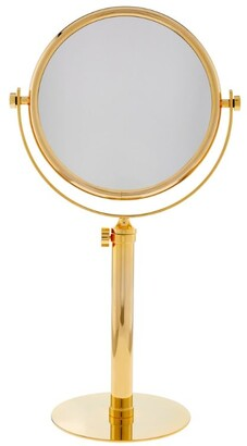 Zodiac Double-Sided Table Mirror