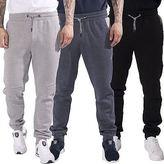 Kangol Mens Casual Bottoms Contrasting Details Sport Joggers Sweatpants Trousers