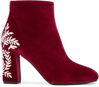 Pollini Bargogna ankle boots