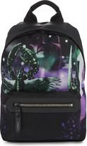 Lanvin Lobster dune printed backpack
