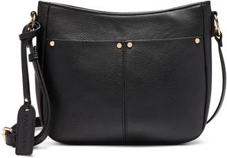 Sole Society Women's Noemi Crossbody Vegan Leather Black One Size From