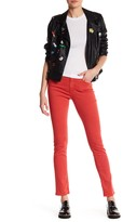 AG Jeans Prima Mid-Rise Cigarette Jean