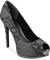 GUESS Women's Honora Platform Pumps