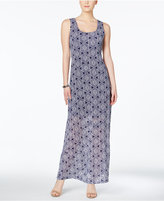 Ronni Nicole Printed Maxi Dress