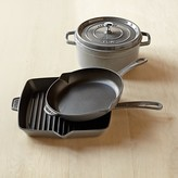 Staub Cast-Iron 4-Piece Cookware Set