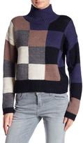Current/Elliott The Boxy Mock Neck Sweater