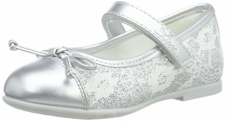 Chicco Girls Bebe'/Ballerina Cleliana Ankle Strap Ballet Flats
