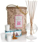 Seda France Diffuser and Candle Set - Pink Pomegranate and Japanese Quince