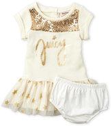Juicy Couture Toddler Girls) Sequin Yoke Tutu Dress