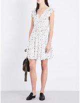 The Kooples Ladybird silk dress