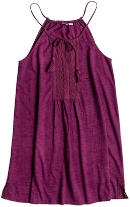 Roxy Women's Black Water Sleeveless Dress