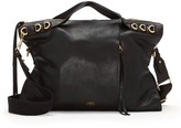 Vince Camuto Celie Leather Satchel - Black