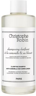 Christophe Robin Clarifying Shampoo with Chamomile & Cornflower