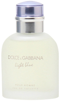 Dolce & Gabbana Light Blue Pour Homme Eau De Toilette Spray (2.5 OZ)