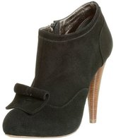 7 for all mankind Women's Carrie Platform Ankle Bootie