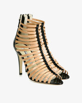 Brian Atwood Strappy Bootie Sandal