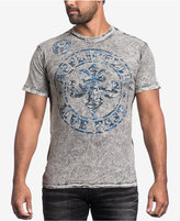 Affliction Men's Native Tongue Reversible Graphic-Print T-Shirt