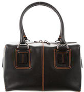 Tod's Leather Satchel Bag