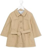 Herno Kids single breasted coat