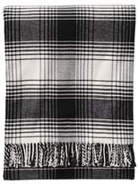 Pendleton Warren Plaid Throw