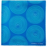Turnbull & Asser Spiral Tire Pocket Square