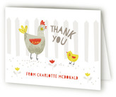Minted Barnyard Baby Shower Baby Shower Thank You Cards