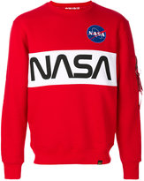 Alpha Industries printed sweatshirt