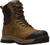 Dr. Martens Men's Spate EH Ins Safety Toe Waterproof 8 Eye Boot