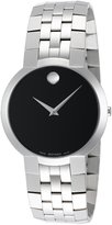 Movado Men's 606234 Faceto Stainless Steel Bracelet Watch